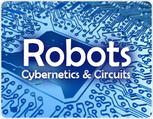 Cybernetics and Circuits for Robots