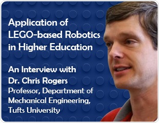Application of LEGO-based Robotics in Higher Education
